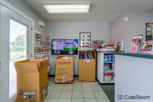 CubeSmart Self Storage - Burlington - 1226 S. Mebane Street 1226 S. Mebane Street Burlington, NC - Photo 2