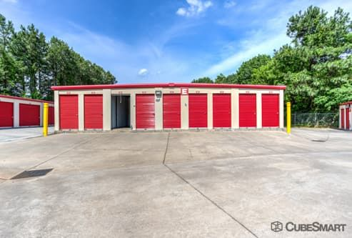 CubeSmart Self Storage - Burlington - 1226 S. Mebane Street 1226 S. Mebane Street Burlington, NC - Photo 7