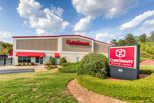 CubeSmart Self Storage - Alpharetta - 411 S. Main Street 411 S Main St Alpharetta, GA - Photo 0