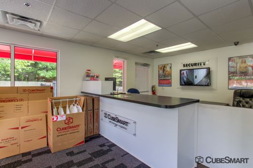 CubeSmart Self Storage - Norcross - 3345 Medlock Bridge, Nw 3345 Medlock Bridge, Nw Norcross, GA - Photo 1