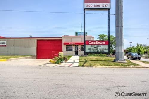CubeSmart Self Storage - Bellwood 2801 Harrison Street Bellwood, IL - Photo 0