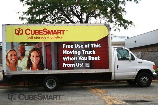 CubeSmart Self Storage - Camp Springs 6104 Allentown Road Camp Springs, MD - Photo 2