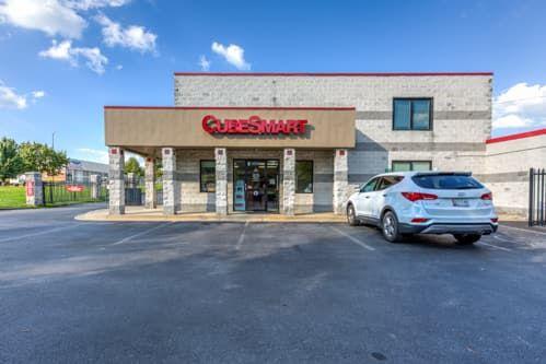 CubeSmart Self Storage - Gaithersburg - 8001 Snouffer School Rd 8001 Snouffer School Rd Gaithersburg, MD - Photo 0