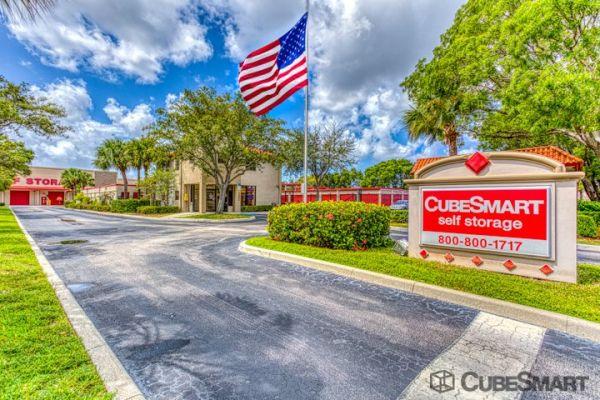 CubeSmart Self Storage - West Palm Beach - 7501 S. Dixie Highway 7501 S. Dixie Highway West Palm Beach, FL - Photo 0