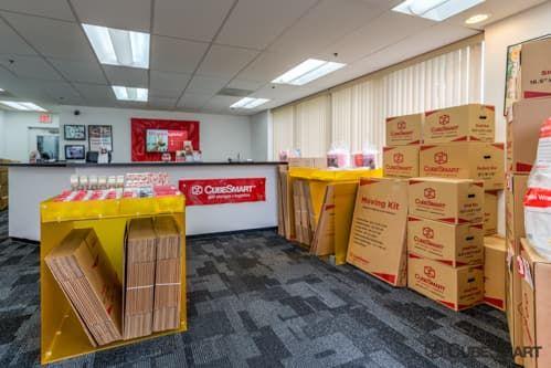 CubeSmart Self Storage - Washington - 1200 Upshur Street Northwest 1200 Upshur Street Northwest Washington, DC - Photo 2