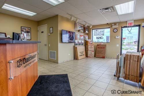 CubeSmart Self Storage - Plainfield - 14203 South Route 59 14203 South Route 59 Plainfield, IL - Photo 1