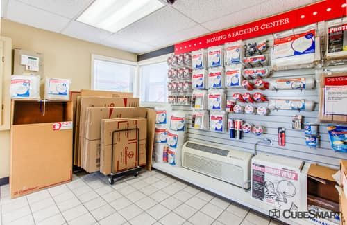 CubeSmart Self Storage - Streamwood 1089 East Avenue Streamwood, IL - Photo 2