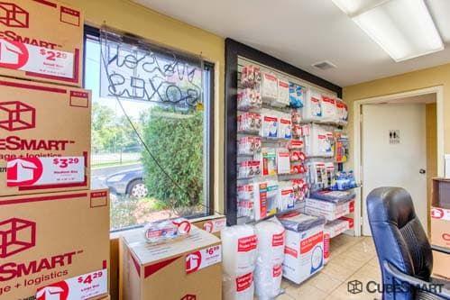 CubeSmart Self Storage - Wheeling - 1004 S. Milwaukee Avenue 1004 S Milwaukee Ave Wheeling, IL - Photo 2
