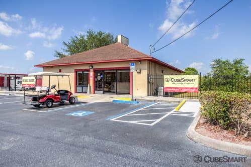 CubeSmart Self Storage - Lutz - 14902 North 12th Street 14902 North 12Th Street Lutz, FL - Photo 0