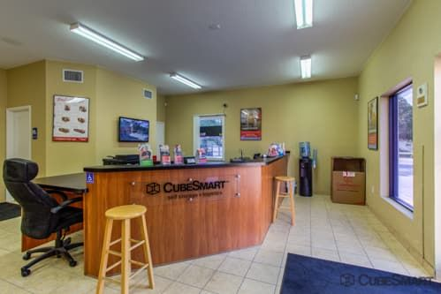 CubeSmart Self Storage - Lutz - 1402 East Bearss Ave 1402 East Bearss Ave Lutz, FL - Photo 1