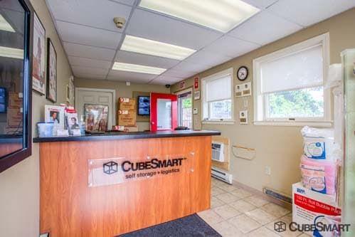 CubeSmart Self Storage - East Windsor 23 South Main Street East Windsor, CT - Photo 1