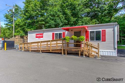 CubeSmart Self Storage - Monroe 873 Main Street Monroe, CT - Photo 0