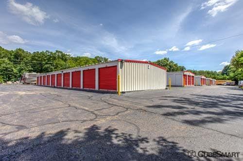 CubeSmart Self Storage - Monroe 873 Main Street Monroe, CT - Photo 3