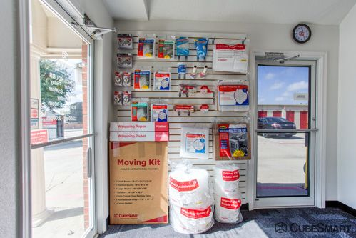 CubeSmart Self Storage - Frisco - 8680 Stonebrook Pkwy 8680 Stonebrook Pkwy Frisco, TX - Photo 3