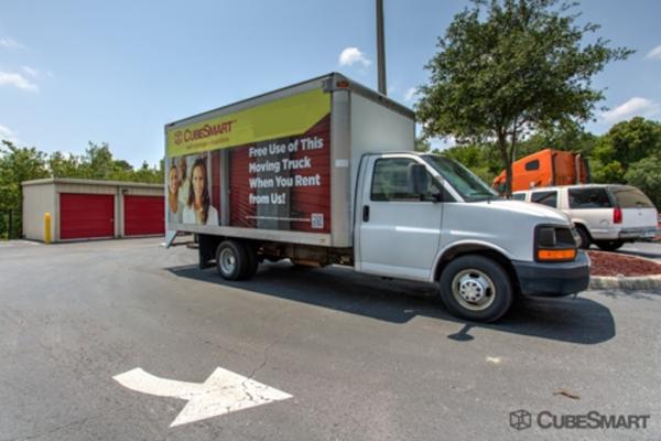 Cubesmart Self Storage Jacksonville 11570 Beach Blvd