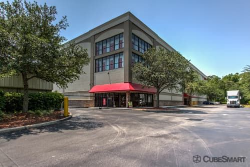 CubeSmart Self Storage - Jacksonville - 11570 Beach Blvd 11570 Beach Blvd Jacksonville, FL - Photo 0