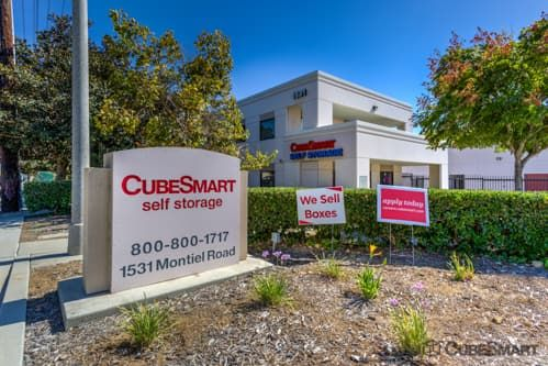 CubeSmart Self Storage - Escondido 1531 Montiel Road Escondido, CA - Photo 0