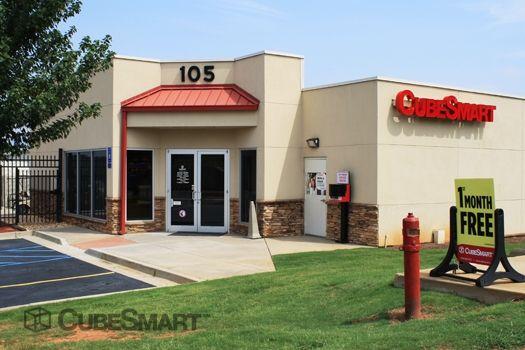CubeSmart Self Storage - Suwanee - 105 Old Peachtree Road 105 Old Peachtree Road Suwanee, GA - Photo 0