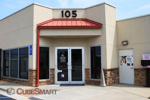 CubeSmart Self Storage - Suwanee - 105 Old Peachtree Road 105 Old Peachtree Road Suwanee, GA - Photo 1