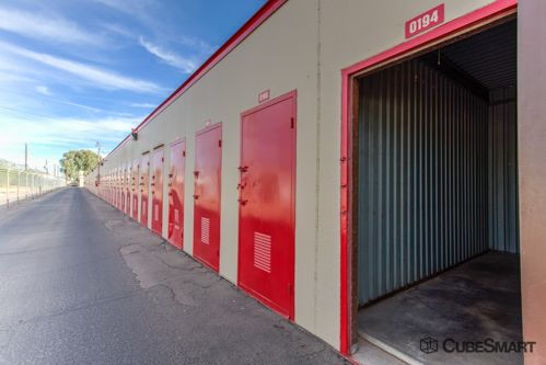 Cubesmart Self Storage Tempe 409 South Mcclintock
