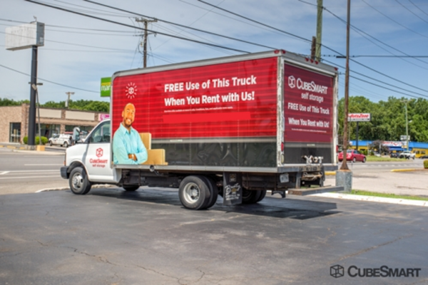 CubeSmart Self Storage - Nashville - 1058 Murfreesboro Pike 1058 Murfreesboro Pike Nashville, TN - Photo 9