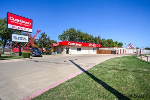 CubeSmart Self Storage - Lewisville - 1236 Texas Street 1236 Texas Street Lewisville, TX - Photo 0