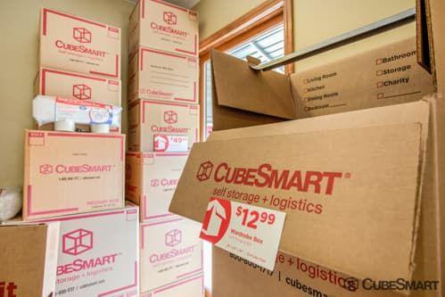 CubeSmart Self Storage - Reynoldsburg 6446 East Main Street Reynoldsburg, OH - Photo 2