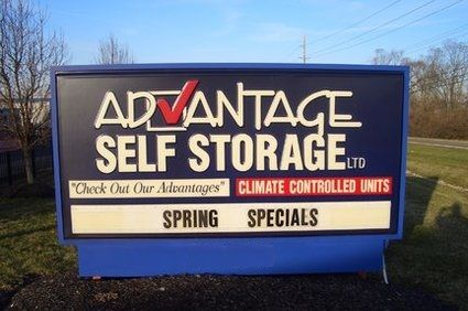 Advantage Self Storage - Miamisburg 3600 Benner Rd Miamisburg, OH - Photo 3