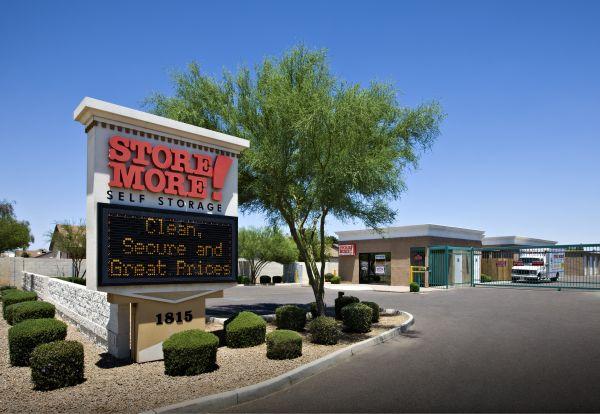 STORE MORE! Self Storage - Phoenix 1815 N 91st Ave Phoenix, AZ - Photo 0