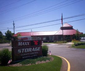 Maxx Storage 8483 Andersonville Rd Village of Clarkston, MI - Photo 1