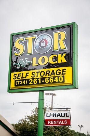 Stor-N-Lock Self Storage 7840 N Wayne Rd Westland, MI - Photo 0