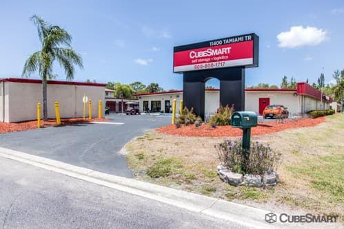 CubeSmart Self Storage - Naples - 11400 Tamiami Trl E 11400 Tamiami Trl E Naples, FL - Photo 0