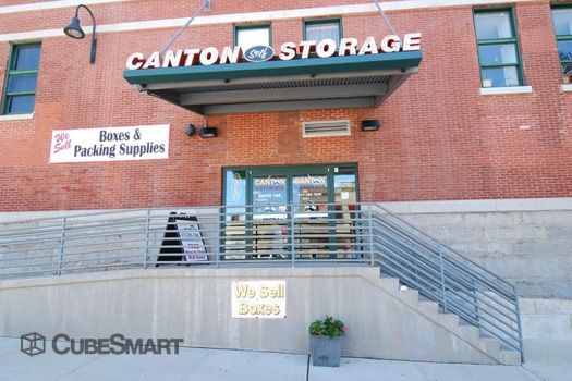 Canton Self Storage3600 O Donnell St Baltimore Md Photo 1