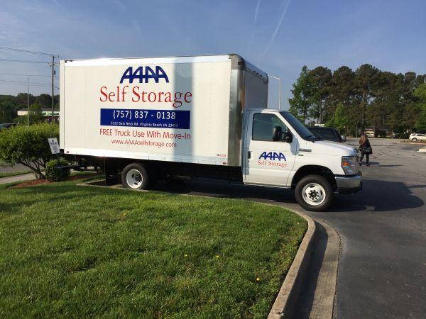 AAAA Self Storage & Moving - Virginia Beach - 3212 Dam Neck Rd 3212 Dam Neck Rd Virginia Beach, VA - Photo 4