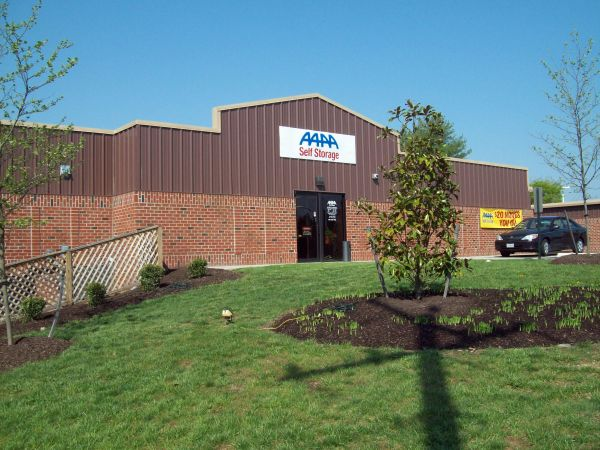 AAAA Self Storage & Moving - Richmond - 100 S Providence Rd 100 S Providence Rd Richmond, VA - Photo 0