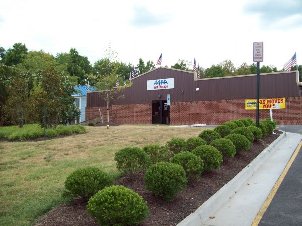 AAAA Self Storage & Moving - Richmond - 100 S Providence Rd 100 S Providence Rd Richmond, VA - Photo 1