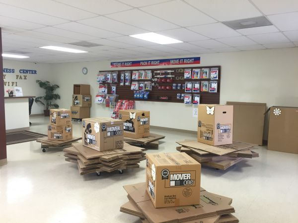 AAAA Self Storage & Moving - Richmond - 100 S Providence Rd 100 S Providence Rd Richmond, VA - Photo 8