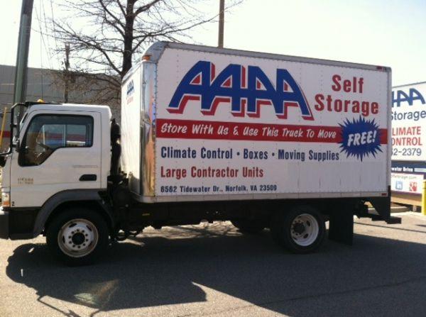 AAAA Self Storage & Moving - Norfolk - 6562 Tidewater Dr 6562 Tidewater Dr Norfolk, VA - Photo 4