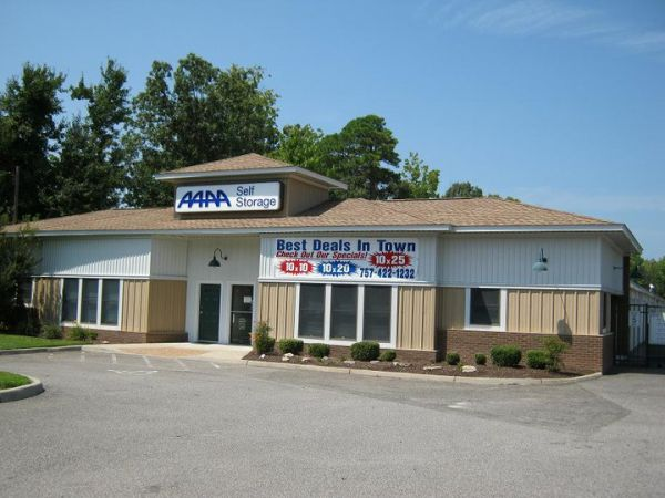 AAAA Self Storage & Moving - Virginia Beach - 1332 Virginia Beach Blvd 1332 Virginia Beach Blvd Virginia Beach, VA - Photo 5