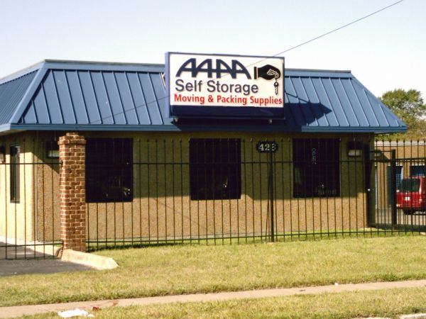 AAAA Self Storage & Moving - Portsmouth - 426 Elm Ave 426 Elm Ave Portsmouth, VA - Photo 0