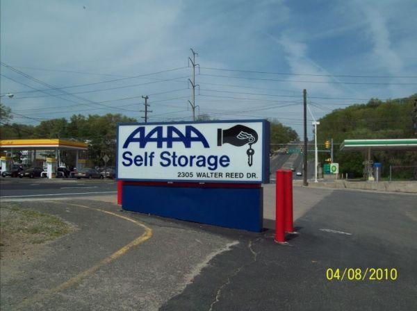 AAAA Self Storage & Moving - Arlington - 2305 S Walter Reed Dr 2305 S Walter Reed Dr Arlington, VA - Photo 0
