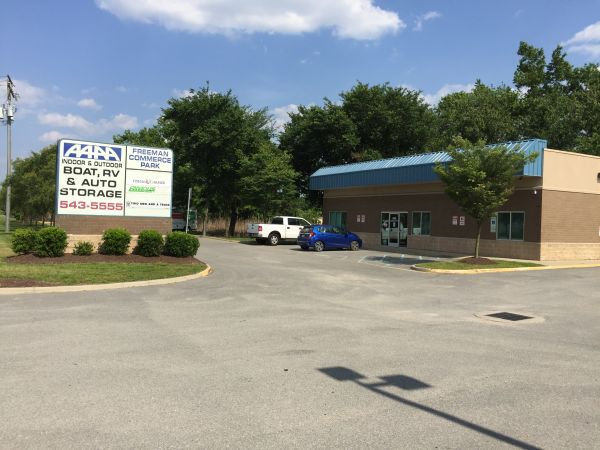 AAAA Self Storage & Moving - Chesapeake - 504 Freeman Ave 504 Freeman Ave Chesapeake, VA - Photo 0