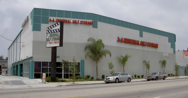 AA Universal Self Storage 6121 Lankershim Blvd North Hollywood, CA - Photo 1