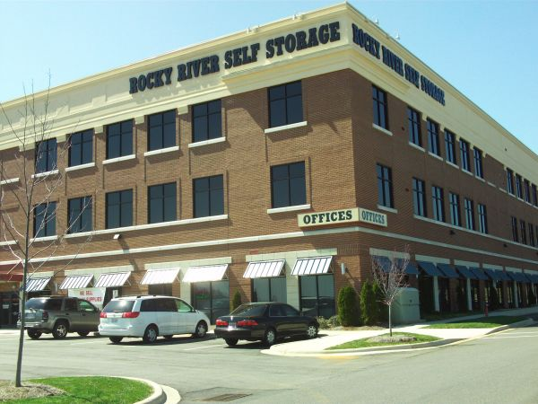 Beau ... Rocky River Self Storage U0026 Offices13534 Plaza Road Extension    Charlotte, ...