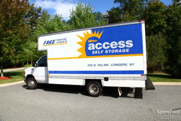 Access Self Storage of Congers 259 N Route 9W Congers, NY - Photo 3