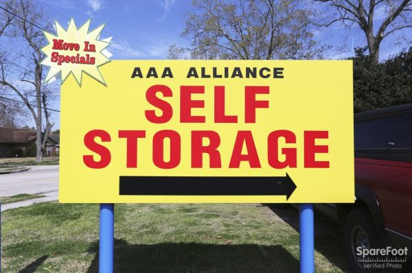 AAA Alliance Self Storage - Humble 140 S Houston Ave Humble, TX - Photo 14