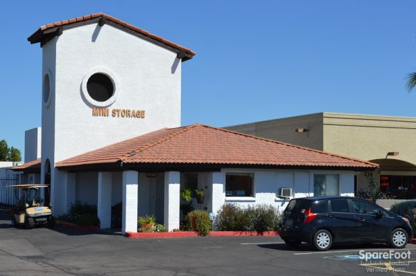 AAA Alliance Self Storage - Tempe 242 W Southern Ave Tempe, AZ - Photo 0