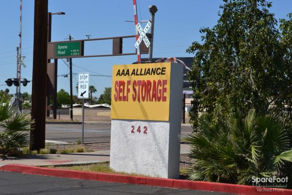 AAA Alliance Self Storage - Tempe 242 W Southern Ave Tempe, AZ - Photo 12