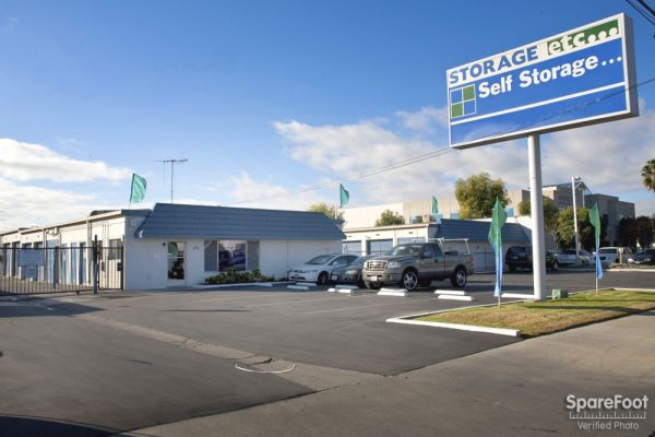 Storage Etc. - Anaheim 900 E Orangethorpe Ave Anaheim, CA - Photo 0