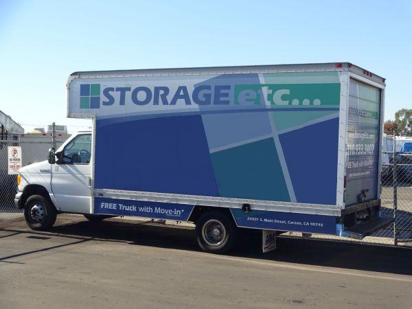 Storage Etc. - Carson 20501 S Main St Carson, CA - Photo 14